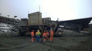 Terrafame - Unload bunker